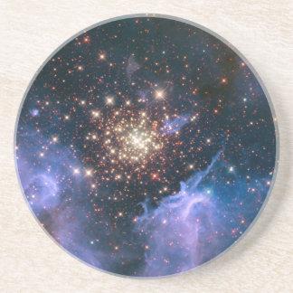NGC 3603 super star cluster NASA Coaster