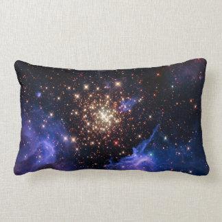 NGC 3603 super star cluster NASA Lumbar Cushion