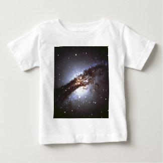 NGC 5128  Centaurus A Galaxy NASA Baby T-Shirt