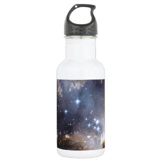 NGC 602 bright stars 532 Ml Water Bottle
