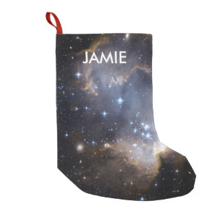 NGC 602 bright stars Small Christmas Stocking