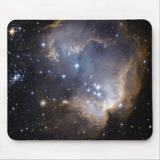 NGC 602 bright stars NASA Mouse Pad