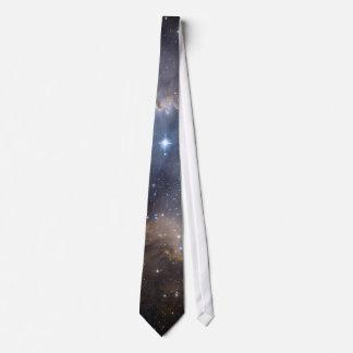 NGC 602 bright stars NASA Tie