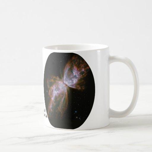 NGC 6302 Butterfly Nebula Mug