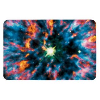 NGC 6751 Planetary Nebula Flexible Magnet