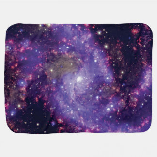 NGC 6946: The Fireworks Galaxy Pramblankets