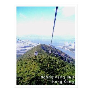 Ngong Ping 360, Hong Kong Postcard