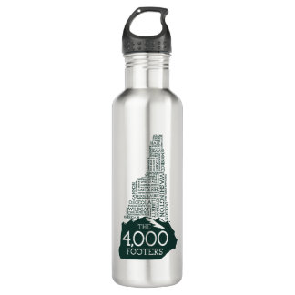 NH 4000 Footers Stainless Steel Water Bottle 710 Ml Water Bottle