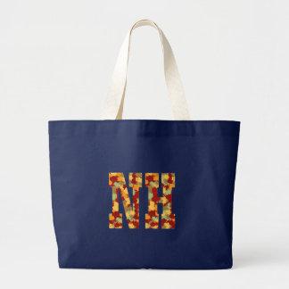 NH Autumn Large Tote Bag