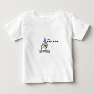 NH live free or die Baby T-Shirt