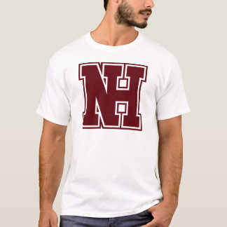 NH logo outline T-Shirt