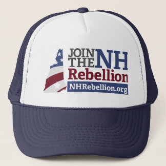 NH Rebellion Trucker Hat