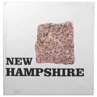 NH rock Napkin