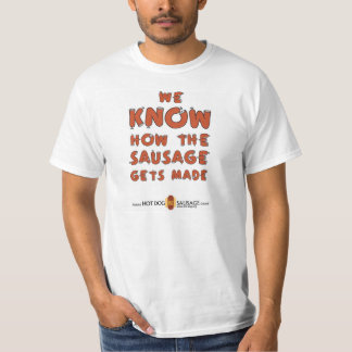 "NHDSC ""We Know How the Sausage Gets Made"" T-Shirt"