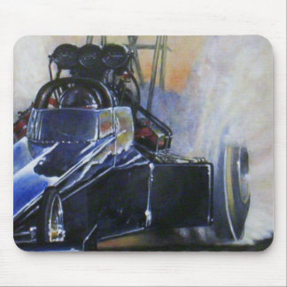 NHRA Dragster Mouse Pad