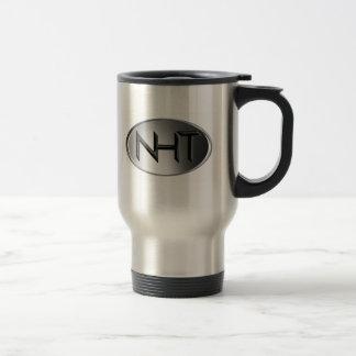 NHT travel mug (logo only) - Stainless Steel
