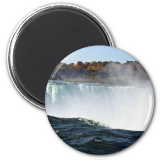 Niagara 6 Cm Round Magnet