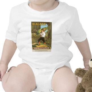 Niagara Corn Starch Boy with Corn Tee Shirts