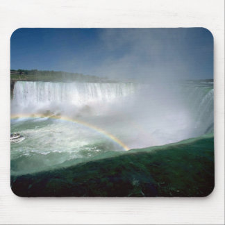 Niagara Falls and Maid of the Mist, New York, USA Mouse Pad