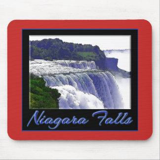 Niagara Falls Artsy Mouse pad