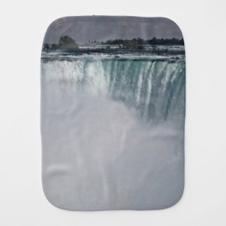 Niagara Falls Burp Cloth