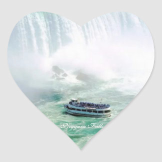 Niagara Falls, Heart Sticker