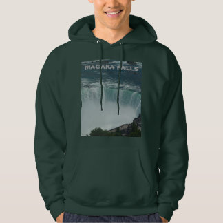Niagara Falls Men's Basic Hooded Sweatshirt
