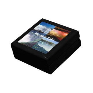 Niagara Falls New York Trinket Boxes