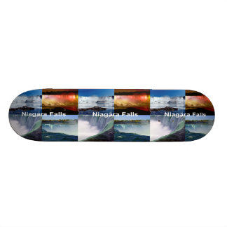 Niagara Falls New York Skateboard