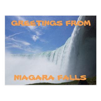 Niagara Falls, Ontario, Canada Postcard