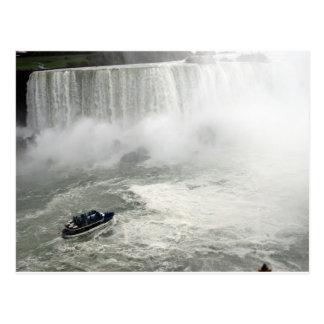 niagara falls,ontario postcard