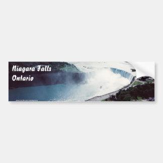 Niagara Falls, Ontario Scenic Bumper Sticker
