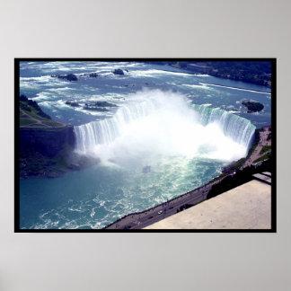 Niagara Falls - overview Poster