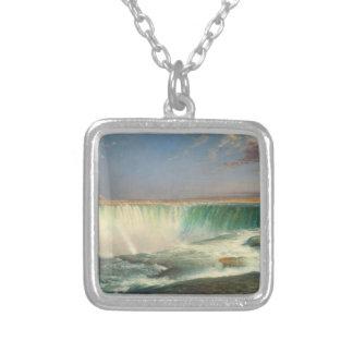 Niagara Falls Painting Necklace