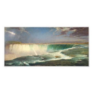 Niagara Falls Painting Photographic Print