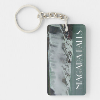 Niagara Falls Photo Key Ring