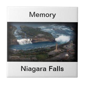 Niagara Falls souvenir & gift Tile