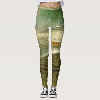 Niagara Falls Waterfall All Over Print Leggings