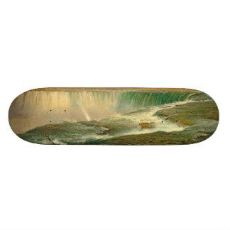 Niagara Falls Waterfall River Canada Skateboard