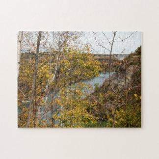 Niagara Gorge Puzzle