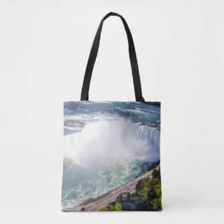 Niagara Horseshoe Falls waterfall Canada Tote Bag