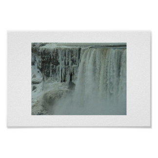Niagara Ice Poster