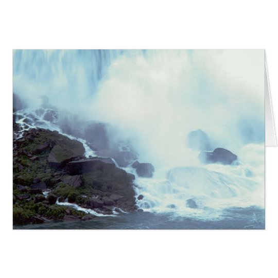Niagra Falls # 3 Card