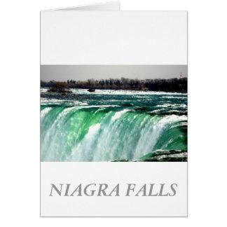 Niagra Falls Card
