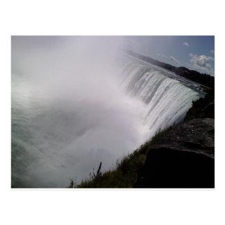 Niagra Falls Postcard