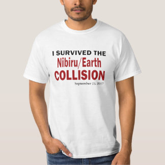 Nibiru Earth Collision T-Shirt