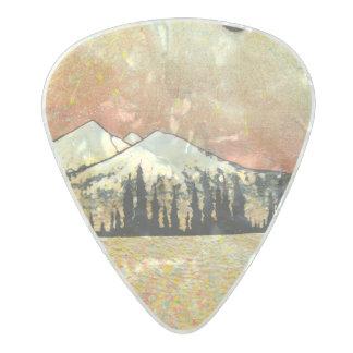 """Nibiru Returns"" , custom guitar picks by Clayton"