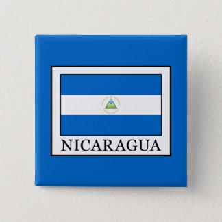 Nicaragua 15 Cm Square Badge