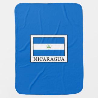 Nicaragua Baby Blanket
