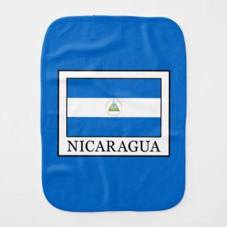 Nicaragua Burp Cloth